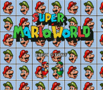 Super Mario World (Unl) [b1]Rom